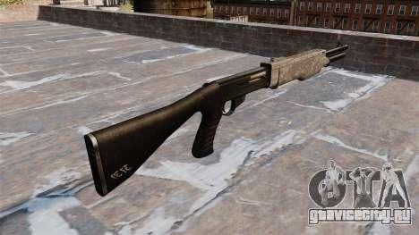 Ружьё Franchi SPAS-12 ACU Camo для GTA 4 второй скриншот