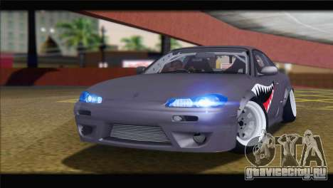 Nissan Silvia S15 Top Flight для GTA San Andreas