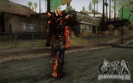 Zombie Heller from Prototype 2 для GTA San Andreas второй скриншот