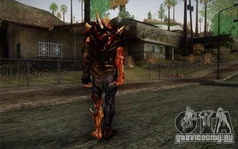 Zombie Heller from Prototype 2 для GTA San Andreas второй скриншот