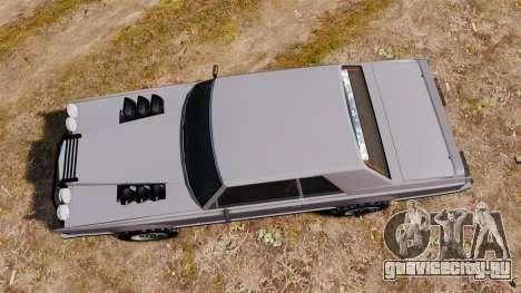 Dundreary Virgo Cliffrider для GTA 4 вид справа