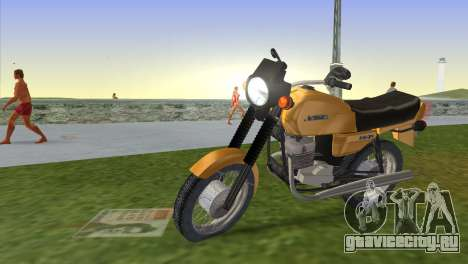 Jawa 638 для GTA Vice City