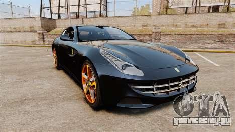 Ferrari FF 2011 для GTA 4