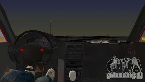 Skoda Superb Tuned для GTA Vice City вид сзади слева