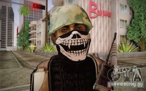 Antrax для GTA San Andreas третий скриншот