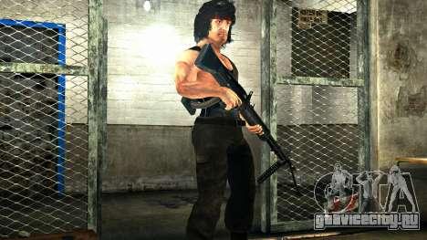 Rambo для GTA 4