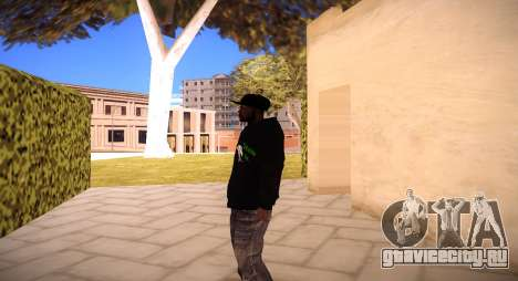 Sweet Swag Nigga для GTA San Andreas второй скриншот