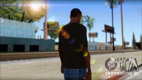 Kobie Shirt для GTA San Andreas второй скриншот