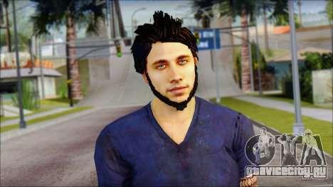 Jason Brody для GTA San Andreas третий скриншот