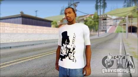 Slash T-Shirt для GTA San Andreas