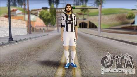 Andrea Pirlo для GTA San Andreas