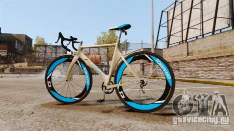 GTA V Tri-Cycles Race Bike для GTA 4 вид слева