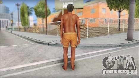 Beach Character 4 для GTA San Andreas третий скриншот