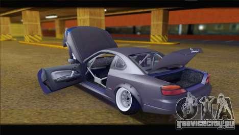 Nissan Silvia S15 Top Flight для GTA San Andreas вид сбоку