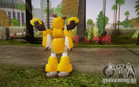Metabee для GTA San Andreas второй скриншот