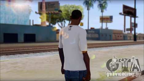 MTV T-Shirt для GTA San Andreas второй скриншот
