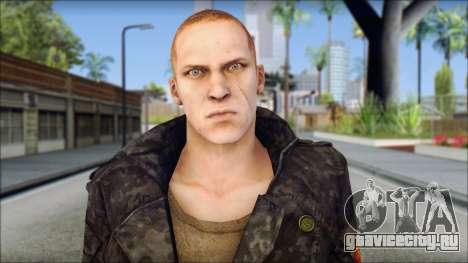 Jake Muller from Resident Evil 6 v2 для GTA San Andreas третий скриншот