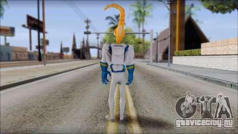 Earthworm Jim для GTA San Andreas третий скриншот