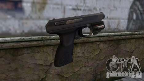 VP-70 Pistol from Resident Evil 6 v1 для GTA San Andreas второй скриншот