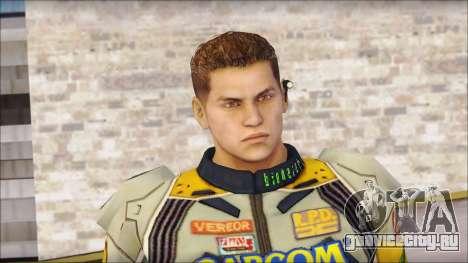 Piers Amarillo no Gorra для GTA San Andreas третий скриншот