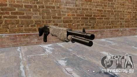 Ружьё Franchi SPAS-12 ACU Camo для GTA 4