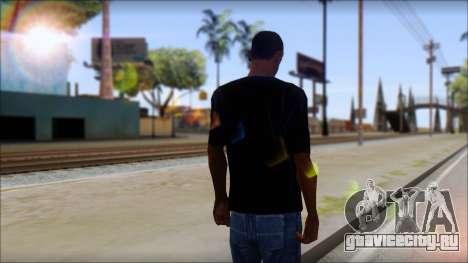 Linkin Park T-Shirt для GTA San Andreas второй скриншот