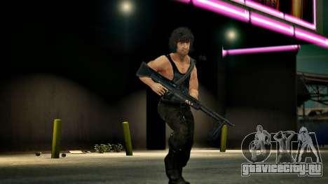 Rambo для GTA 4 второй скриншот