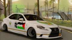 Lexus IS350 FSport 2014 Hellaflush