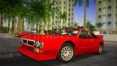 Lancia Rally 037 1982