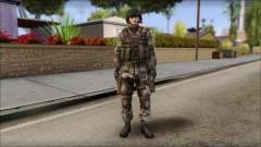 Urban GAFE from Soldier Front 2 для GTA San Andreas