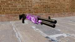 Ружьё Franchi SPAS-12 Purple Camo