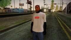 Supreme T-Shirt для GTA San Andreas