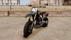 Yamaha YZF-450 v1.7 для GTA 4