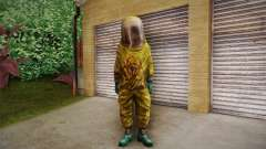 Hazmat Suit from Killing Floor для GTA San Andreas