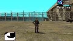 Perfect C-HUD для GTA San Andreas