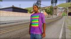 Dropdead T-Shirt для GTA San Andreas