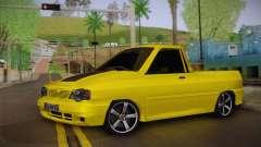 Kia Pride 132 для GTA San Andreas
