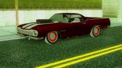 ГАЗ El Camino SS v.2 для GTA San Andreas