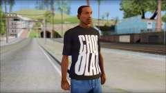 Chocolate T-Shirt для GTA San Andreas