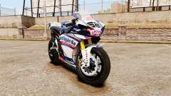 Yamaha YZF-R1 PJ2 для GTA 4