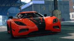 Koenigsegg Agera R 2013 для GTA 4
