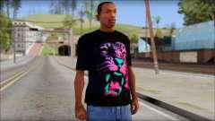 Wild POP Thing Shirt для GTA San Andreas