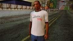 Chucks Anon Family T-Shirt для GTA San Andreas