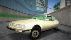 Citroen SM 1972 для GTA Vice City