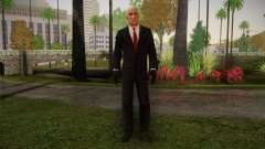 Hitman Blood Money Agent 47 для GTA San Andreas