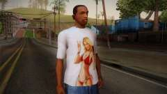 GTA 5 Hot Girl T-Shirt