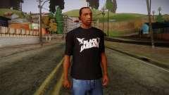 Black Sabbath T-Shirt для GTA San Andreas
