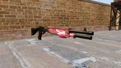 Ружьё Franchi SPAS-12 Red urban для GTA 4