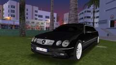 Mercede-Benz CL65 AMG Limousine для GTA Vice City