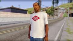 CM Punk T-Shirt для GTA San Andreas